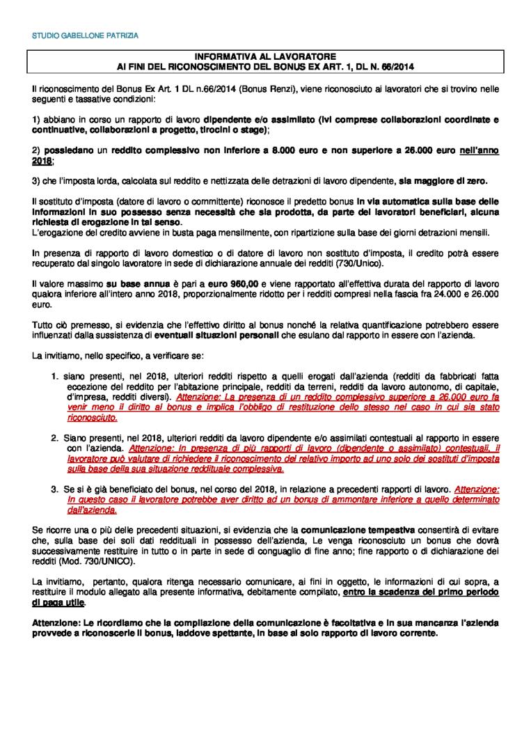 Informativa-Bonus-Renzi-modulo_2018-pdf-763x1080 Informativa Bonus Renzi modulo_2018 Studio Gabellone, Studio Professionale di consulenza del Lavoro, Roma